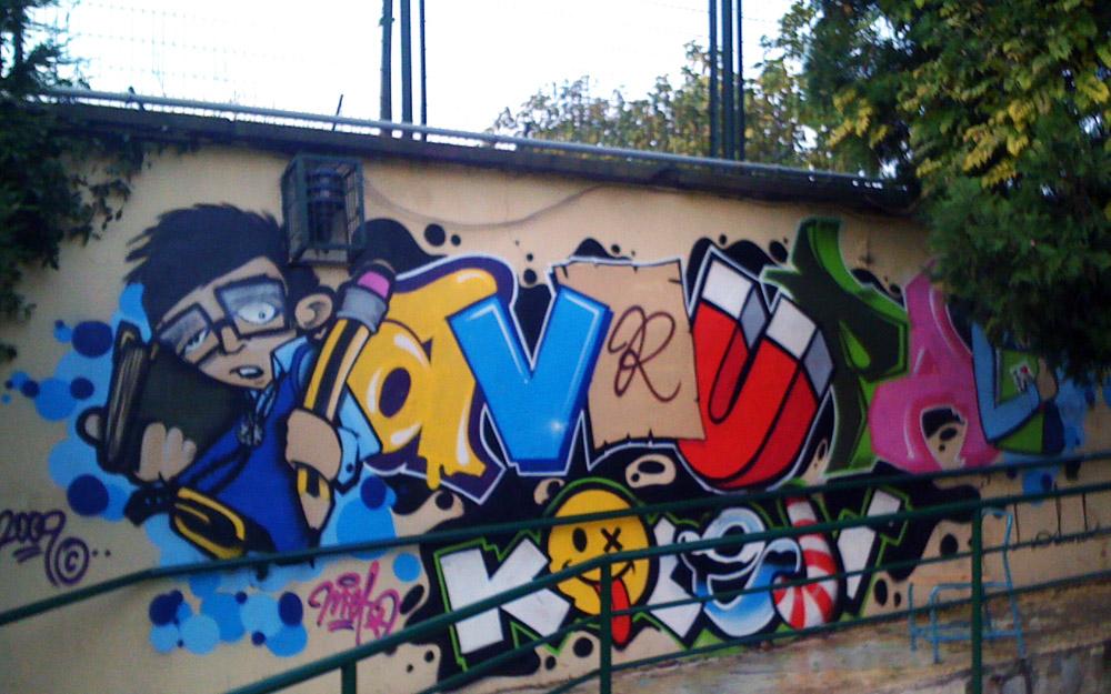 Avrupa Koleji1_Graffitici