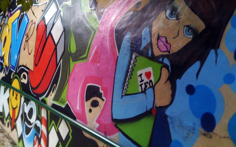 Avrupa Koleji2_Graffitici